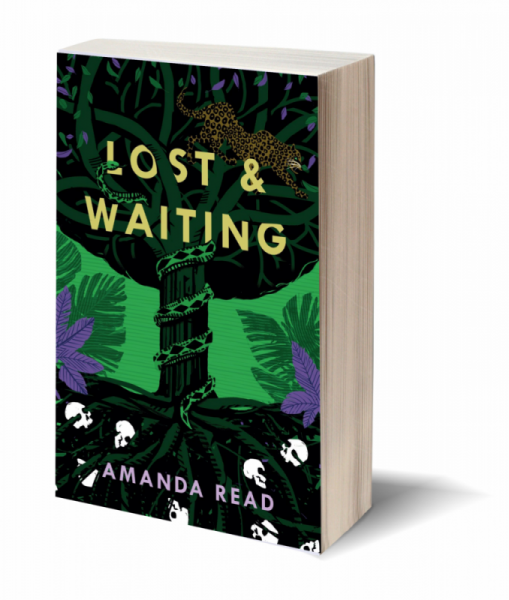 Lost & Waiting | A genre-bending adventure story