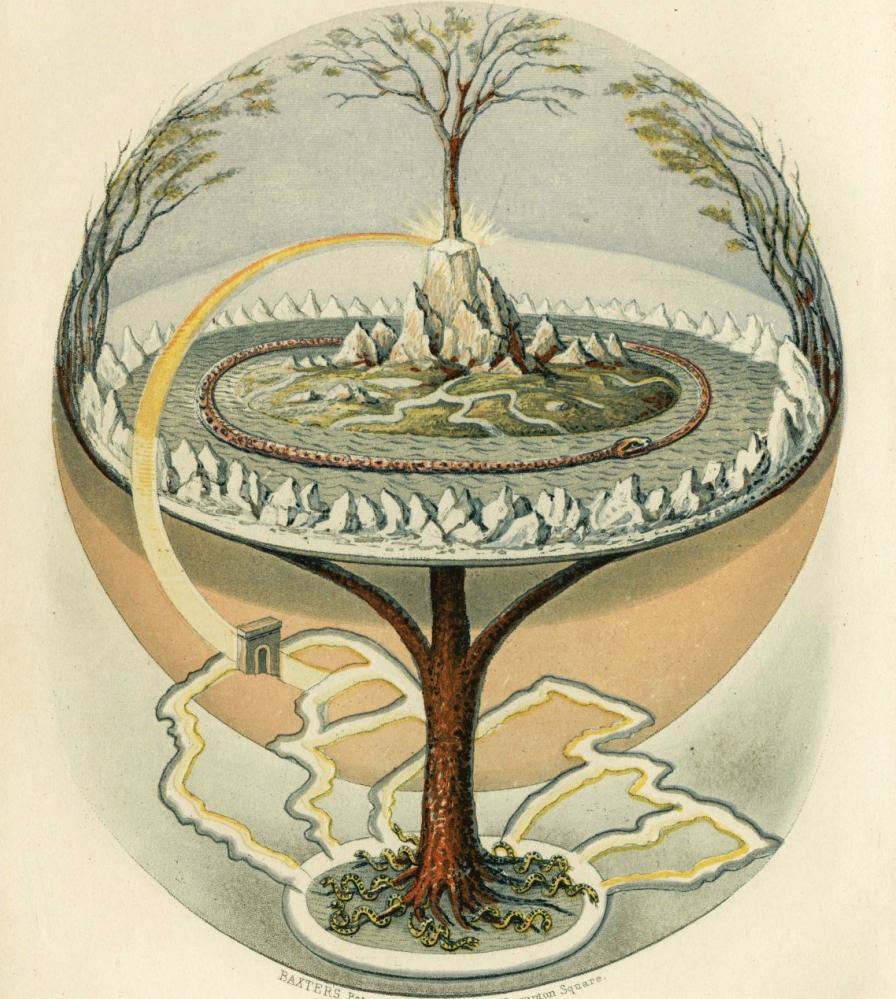 Yggdrasil: The World Tree in Norse Mythology